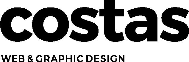 Costas | Κατασκευή ιστοσελίδων | Σχεδιασμός λογότυπου | Εταιρική ταυτότητα | Branding